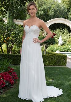 Pallas Athena PA9271 A-Line Wedding Dress