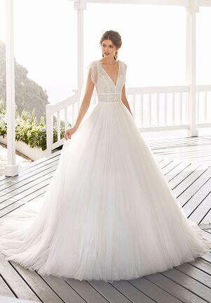 Rosa Clará CROACIA A-Line Wedding Dress