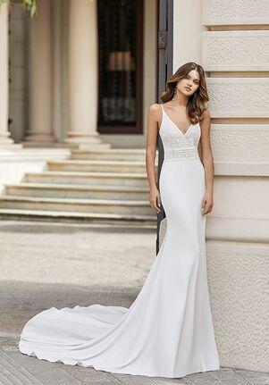 Rosa Clará TANGO Sheath Wedding Dress