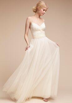 BHLDN Tinsley A-Line Wedding Dress
