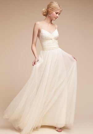 BHLDN Tinsley A-Line Wedding Dress