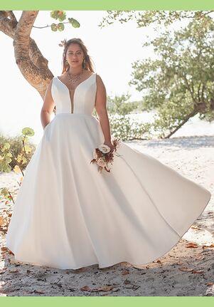 Rebecca Ingram PEARL A-Line Wedding Dress