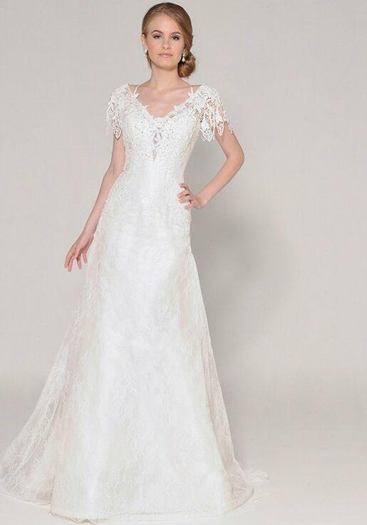 Eugenia Plumeria 3947 Wedding Dress