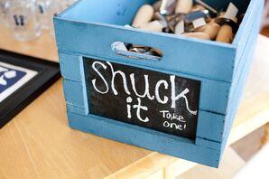 Oyster Shucker Guest Favors