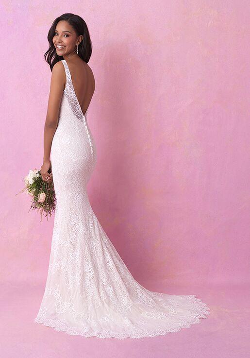 Allure Romance 3160 Sheath Wedding Dress