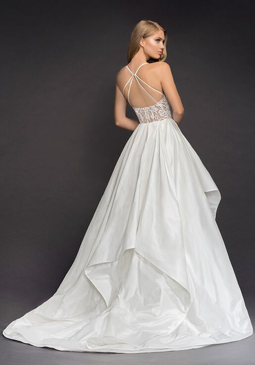 Blush by Hayley Paige 1804-Zuri Ball Gown Wedding Dress