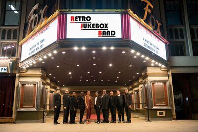 Retro JukeBox Band