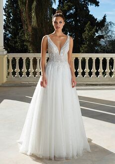 Justin Alexander 88129 Ball Gown Wedding Dress