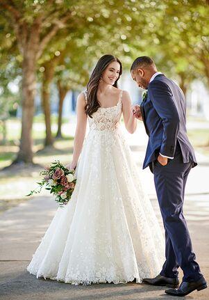 Martina Liana 1244 A-Line Wedding Dress