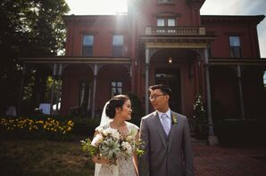Classic Couple at Commander's Mansion