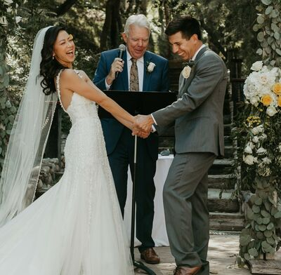 Brent Edwards - Your OC Wedding Minister