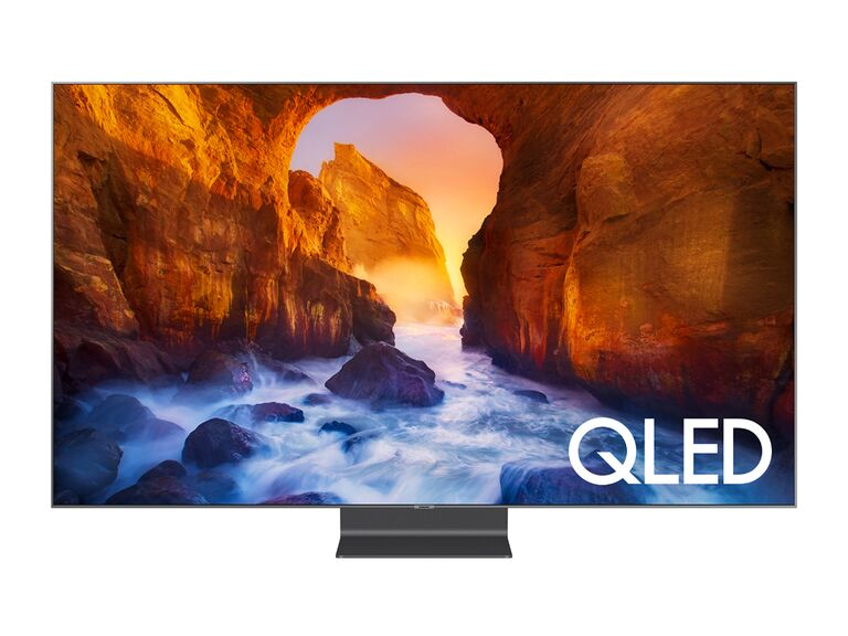 best smart home device samsung qled tv