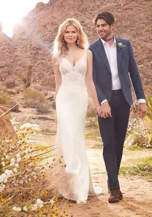 Morilee by Madeline Gardner Raya | 2072 Sheath Wedding Dress