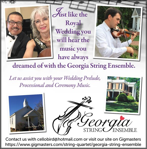 Georgia String Ensemble - String Quartet - Monroe, GA