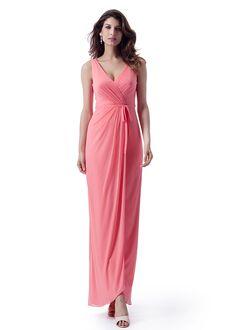 Venus Bridesmaids BM2252 V-Neck Bridesmaid Dress