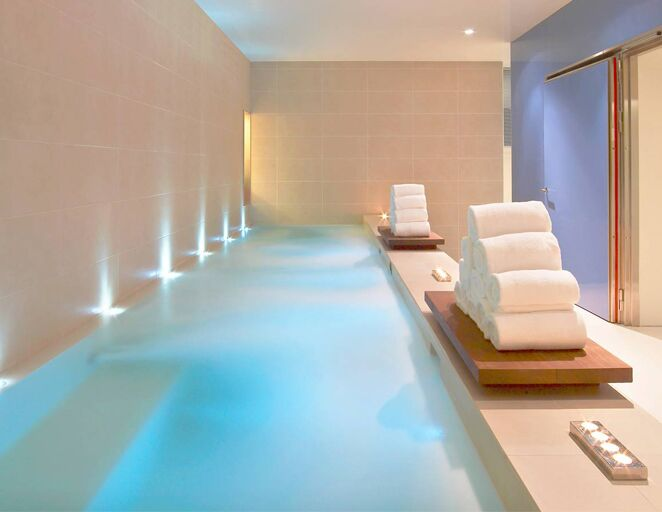 The W Barcelona Bliss Spa