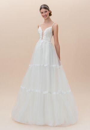Moonlight Tango T831 A-Line Wedding Dress