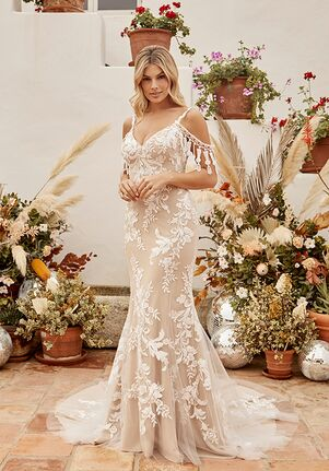 Beloved by Casablanca Bridal BL347 Luna Mermaid Wedding Dress