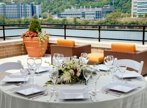 The Terrace at Hyatt House Pittsburgh-South Side