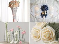 39 Pretty Wedding Centerpieces for Every Style