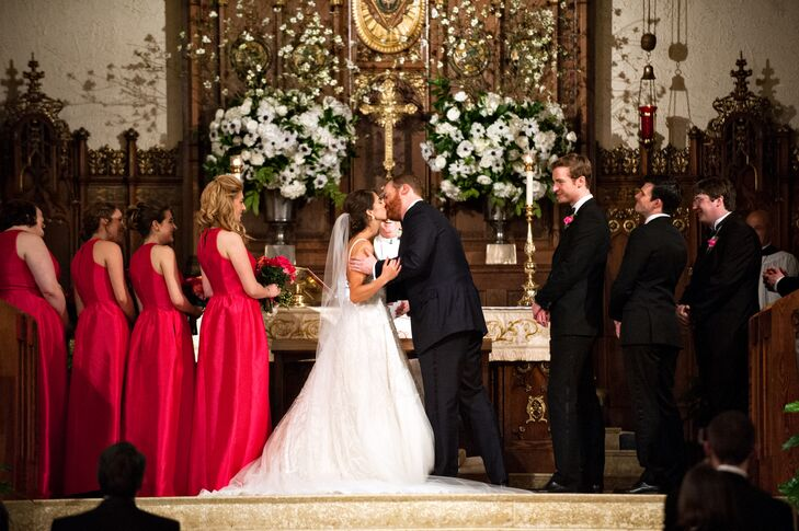 Traditional Episcopal Church Ceremony