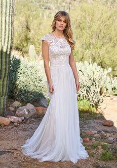 Lillian West 6514 A-Line Wedding Dress