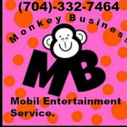 Charlotte, NC Face Painting | Monkey Business Singing Telegrams