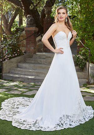 Casablanca Bridal 2397 Krista A-Line Wedding Dress