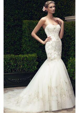 Casablanca Bridal 2197 Mermaid Wedding Dress