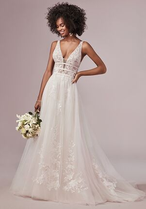 Rebecca Ingram RAELYNN A-Line Wedding Dress