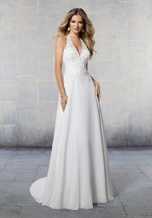 Morilee by Madeline Gardner/Voyage Sierra 6924 A-Line Wedding Dress