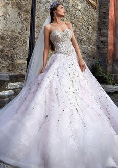 DevotionDresses Sakinia Ball Gown Wedding Dress