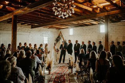 The Ostreum Venue - Weddings + Special Events