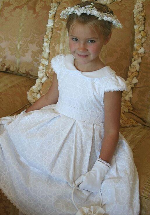 397a0456dfe Isabel Garretón Bountiful Flower Girl Dress - The Knot