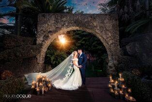 West Palm Beach Wedding Longans Place
