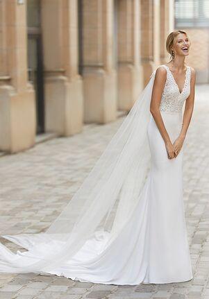 Rosa Clará TAMIZ Mermaid Wedding Dress
