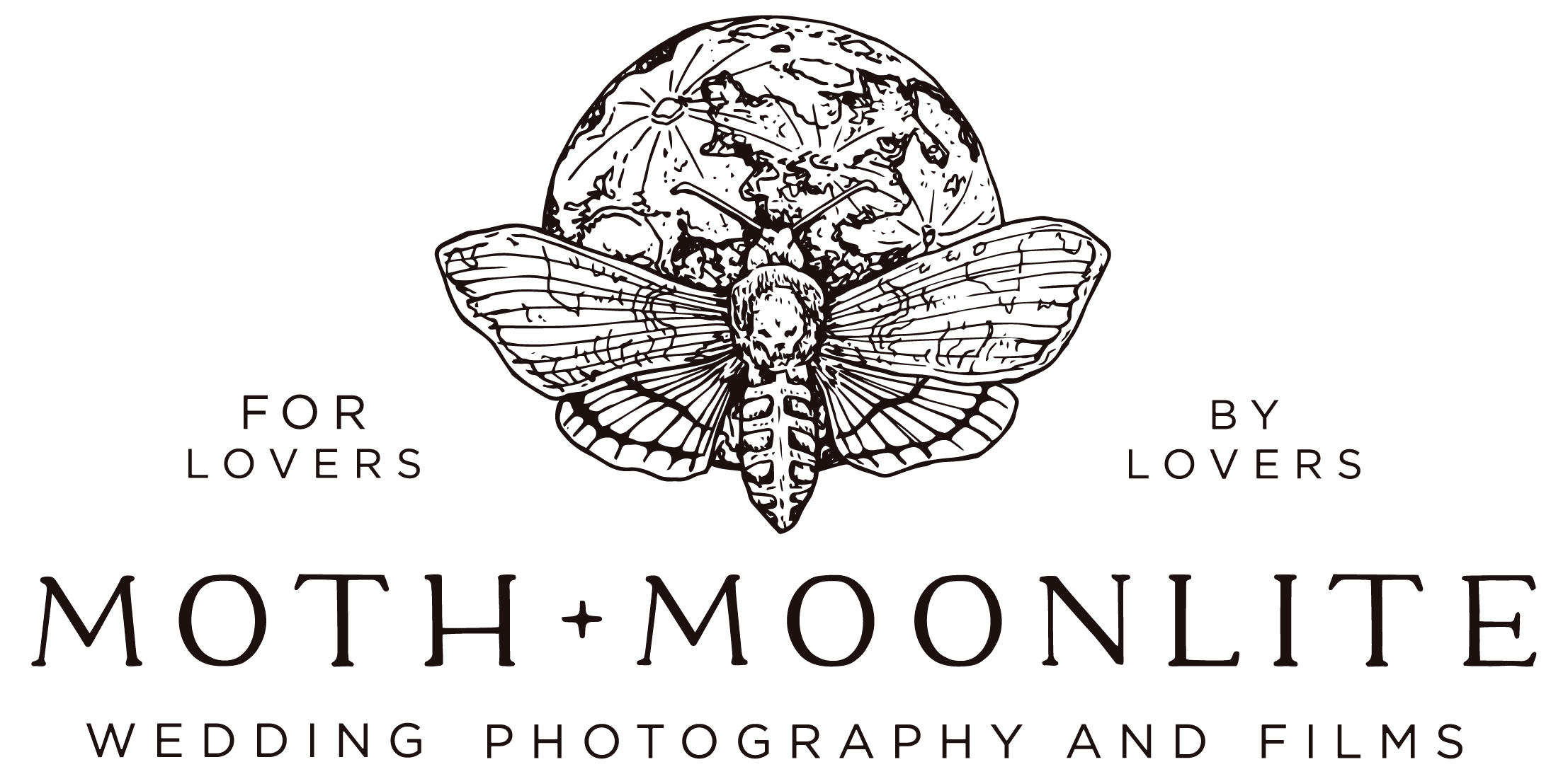 Moth Moonlite Photos Films The Knot