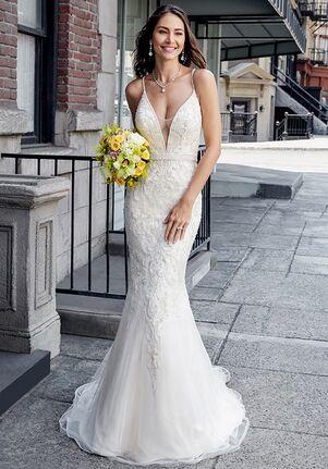 KITTYCHEN Couture GALIA, K1894 Sheath Wedding Dress