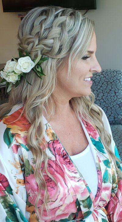 Crystal Hunter Beauty Stylist