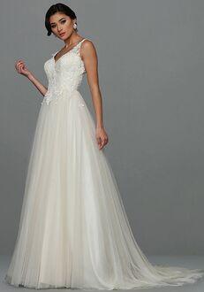 Avery Austin Skylar A-Line Wedding Dress