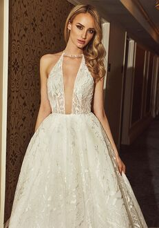 Calla Blanche 18234 Jennifer A-Line Wedding Dress