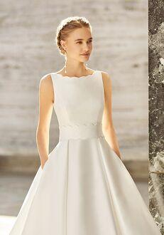 Rosa Clará Couture EDEN Ball Gown Wedding Dress