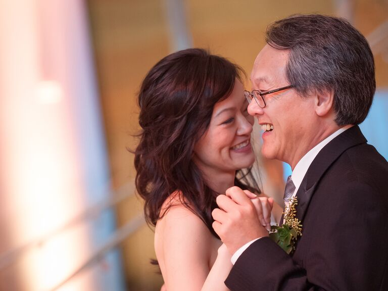 Father-Daughter Wedding Song Ideas