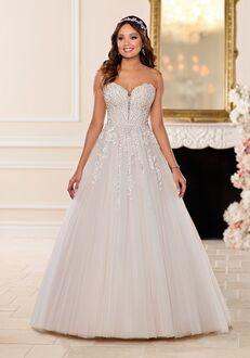 Stella York 6692 A-Line Wedding Dress