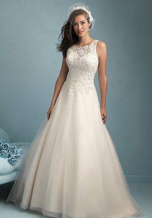 Allure Bridals 9200 A-Line Wedding Dress