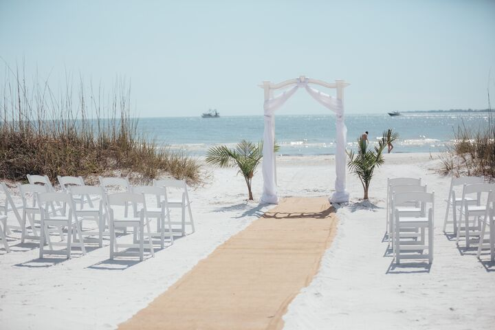 Myer Wedding Gift Registry: Pink Shell Beach Resort And Marina