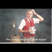 Bethlehem, PA Magician | The Comedy Magic Of Joseph Keppel
