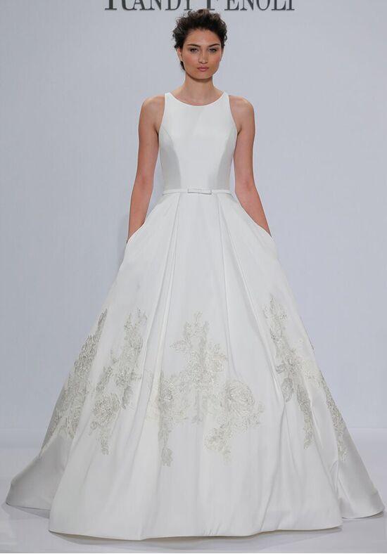 Randy Fenoli 3404 Grace Wedding Dress The Knot
