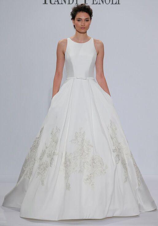 Randy Fenoli Wedding Dresses.3404 Grace
