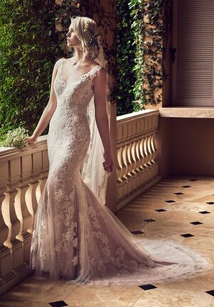 Casablanca Bridal 2228 Belladonna Sheath Wedding Dress